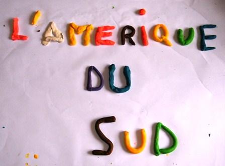 L`Amérique du Sud