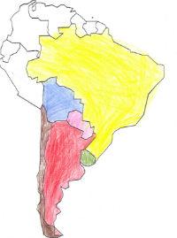 Pays traversés